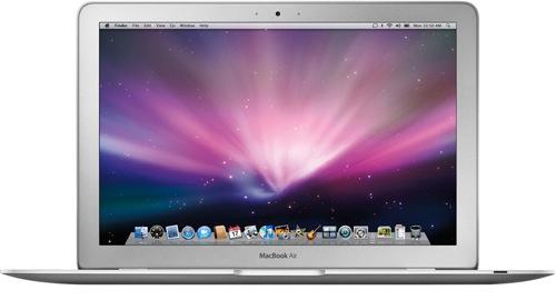 Enter the Macbook Air
